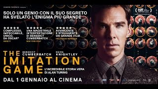 THE IMITATION GAME - TRAILER ITALIANO UFFICIALE HD