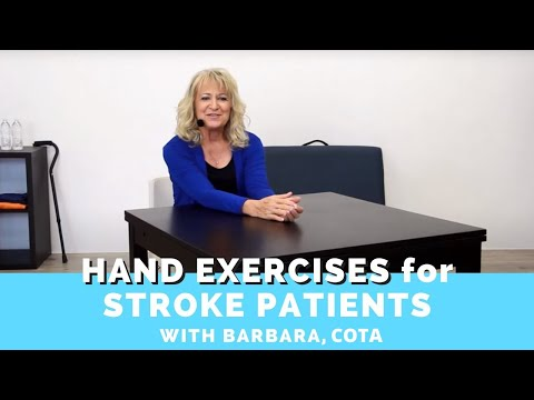 Best Hand Exercises For Stroke Patients At Home