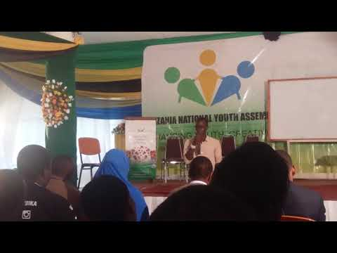 General voices of Youth in  Tanzania National Youth Assembly(12)