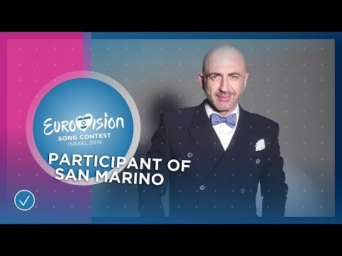 Serhat will represent San Marino at Eurovision 2019!