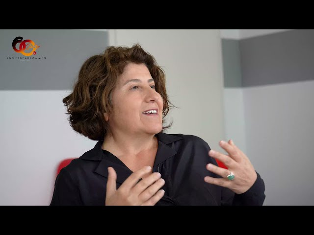 Meltem Aytaç im Gespräch mit Nejdet Niflioğlu