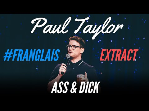 QUITTING YOUR JOB IN FRANCE - #FRANGLAIS - PAUL TAYLOR