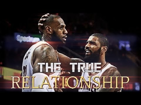 The TRUE Relationship of LeBron James and Kyrie Irving [What the Media Doesn
