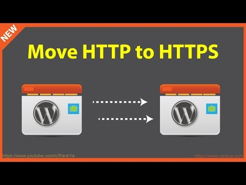 How to Move http to https WordPress