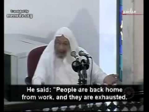 Spectacular, a decent Muslim Scholar says Islamics are lazy idiots on memri.tv