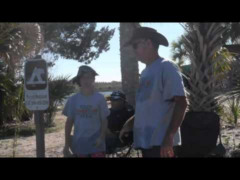 Canaveral Seashore Campout Oct. 2012