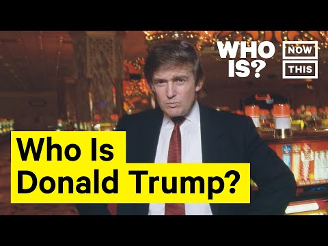 Who Is Donald J. Trump? Narrated By Julianne Moore | NowThis