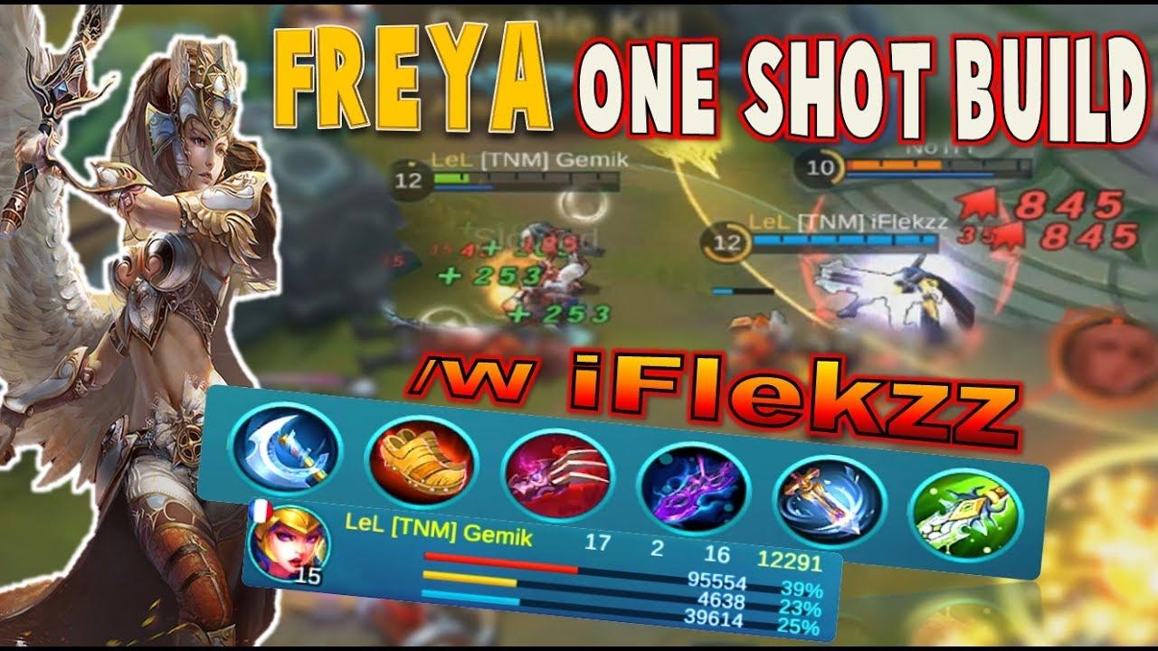 Gemik Amp Iflekzz Best Mobile Legends Duo Is Back Freya