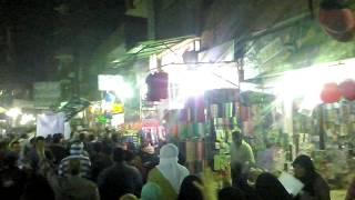 احرار قرية القلج مركز الخانكة في بداية فعاليات جمعة رفض تفويض القتل الجمعة 6  2  2015