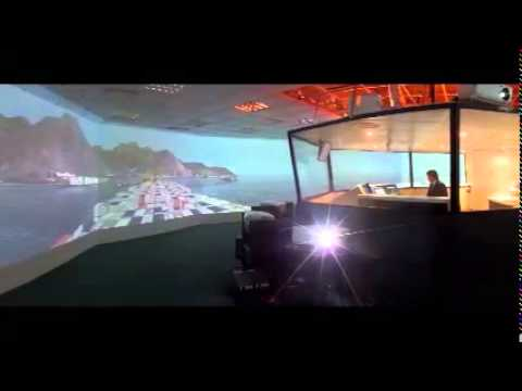 Siport21 Ship Simulation Center