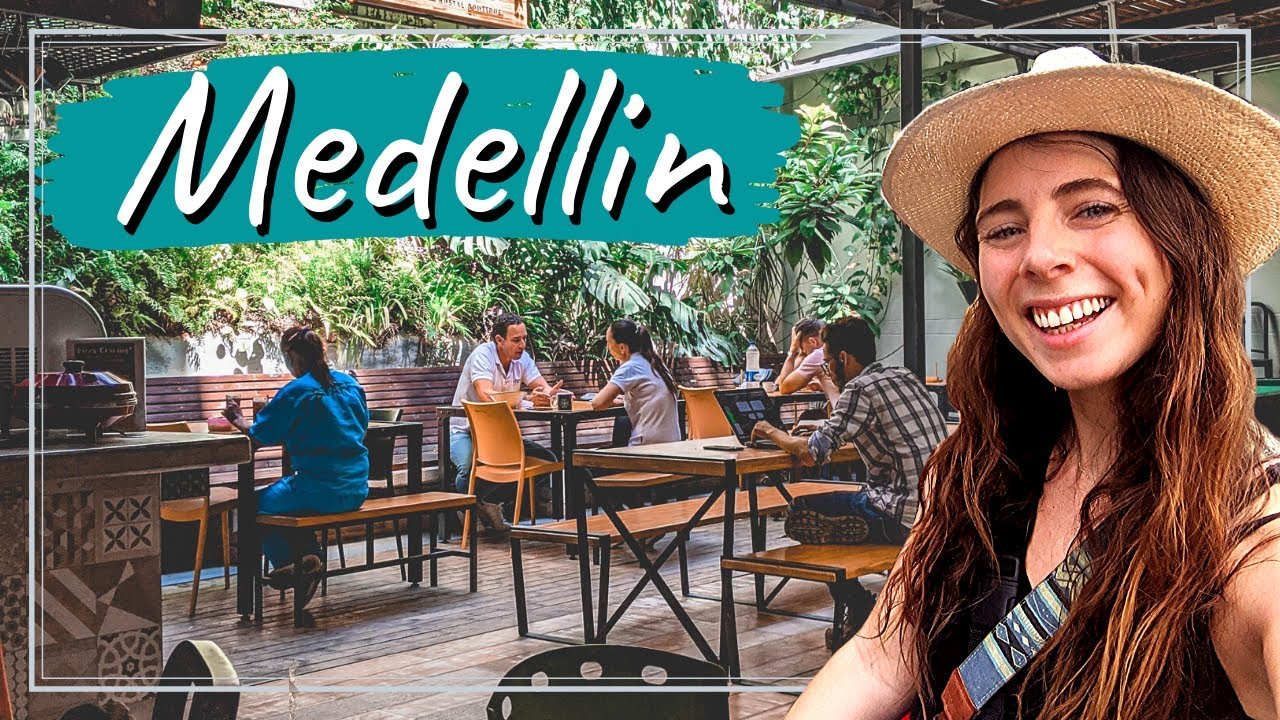 Inside the Best Hostel in South America - Los Patios, Medellin, Colombia
