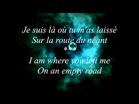 Indila - Boite en argent (french and english lyrics)