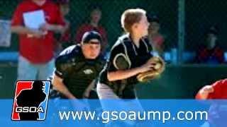 Georgia Sports Officials Association For Umpires - GSOA - Georgia Sports Officials Association