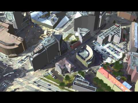 3D Tallinn city pilootprojekt (video 1)