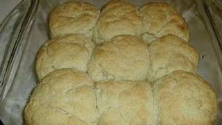 Home Made Buttermilk Biscuits - I Heart Recipes