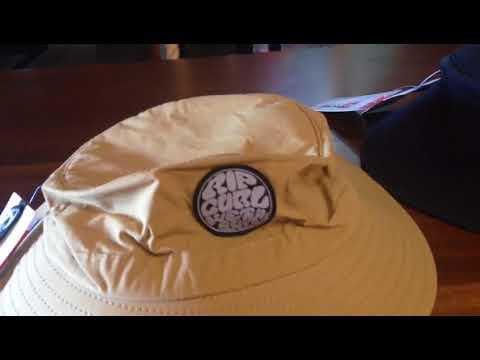 Chapéu Wetty Surf Hat Rip Curl - YouTube e3074efa2caf