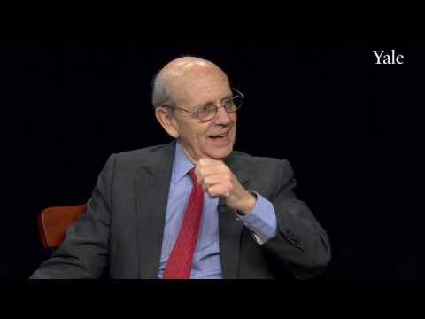 Paul Gewirtz Interviews Justice Breyer
