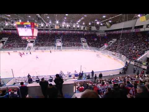Russian Hockey League Takes a Big Hit - March 2015
