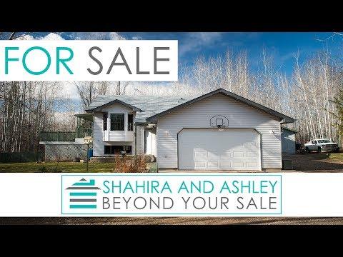 27 Pine Grove Estates Athabasca Alberta Real Estate