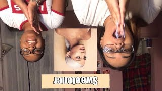 Sweetener Album by Ariana Grande (REACTION)