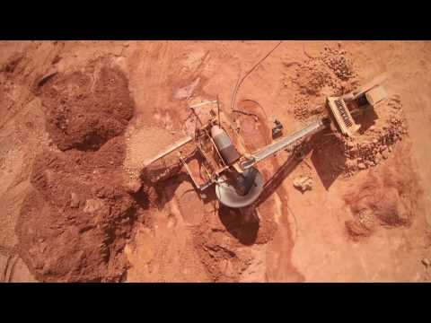 Gold mine in Western Australia - Wet Production plant