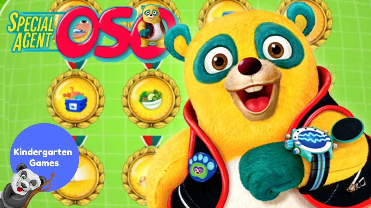 SPECIAL AGENT OSO Digi Medals Collection Special Training