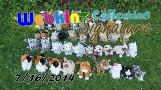 Webkinz Signature Collection (7/16/2014)