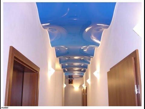 Натяжные потолки в длинный коридор, компания «Строй Сервис»