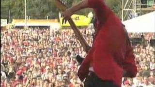 Audioslave - Cochise (Live Pinkpop 2003)