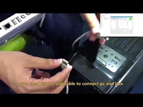 How to brush RK3229 firmware - YouTube
