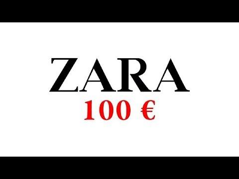 100€ DA ZARA: CHE OUTFIT RIUSCIRÒ A CREARE?