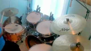 Pastor William H. Murphy, III - Awesome (Drum Cover)