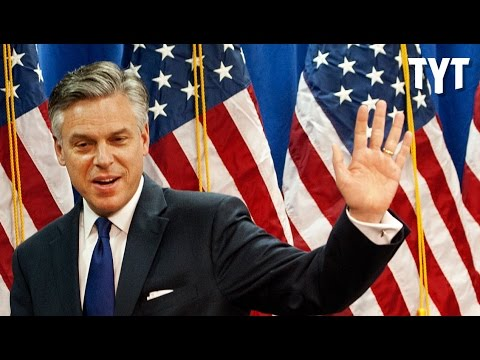 Trump Picks Former Critic Jon Huntsman As Russian Ambassador