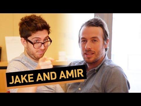 Dating Coach Part 2 (Jake and Amir w Ben Schwartz)