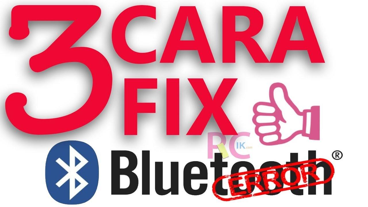 3 Cara Memperbaiki Usb Bluetooth Dongle Yang Tidak Bisa Pairing Atau