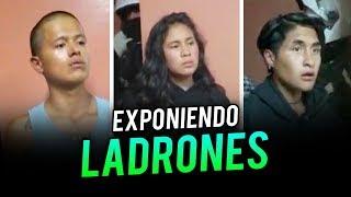 EXPONIENDO  #LADRONES ROBA CARROS 🚗   Ep. 4 CASI LES PRENDEN FUEGO 🔥