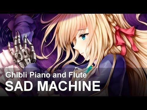 Sad Machine (Porter Robinson)   Ghibli Piano & Flute  『Emotional/Beautiful OST』