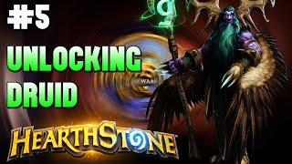 🎮HearthStone - Gameplay #5🎮 Unlocking Druid