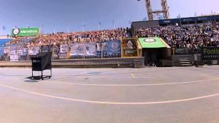 зенит 2:1 ФК Динамо Москва (Обзор трибуны)