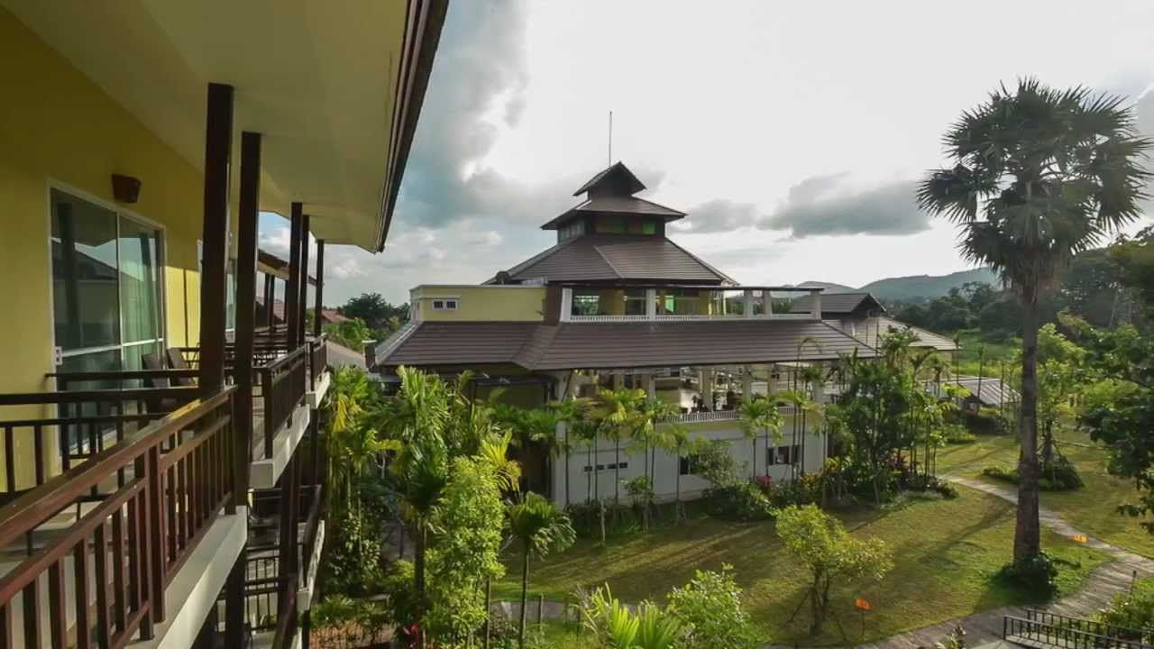 mountain creek wellness resort chiangmai - youtube