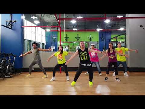 Despacito Mash up | Zumba® | Dhonx Librell II