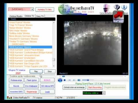 Online Radio TV - Kursor 52