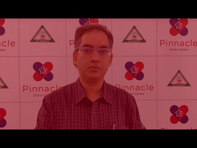 #Pinnacleorthocentre What is the best age for Knee Replacement Surgery : Dr Yogesh Vaidya