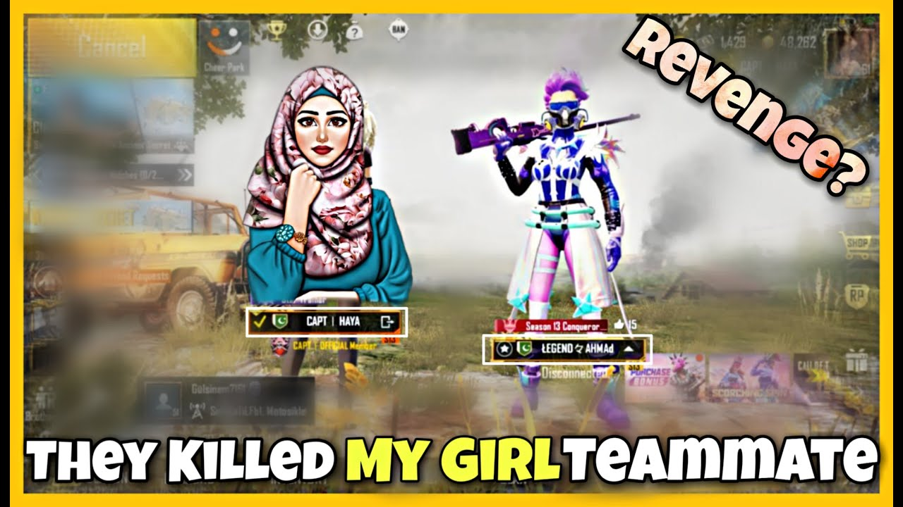 They Killed My Teammate | Revenge? | Ahmad oP
