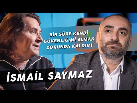 """İSMAİL SAYMAZ """"KIZ KARDEŞİM ARTIK TELEVİZYONA ÇIKMA DİYOR!"""""""