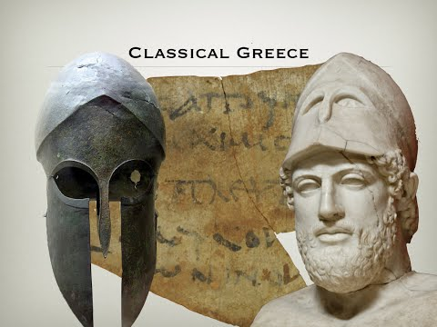 4.3 CLASSICAL GREECE
