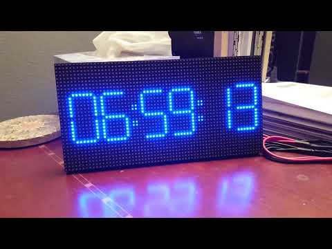 Morphing Digital Clock: 14 Steps (with Pictures)