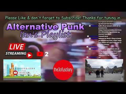Alternative Punk #03 - Ian's Playlist