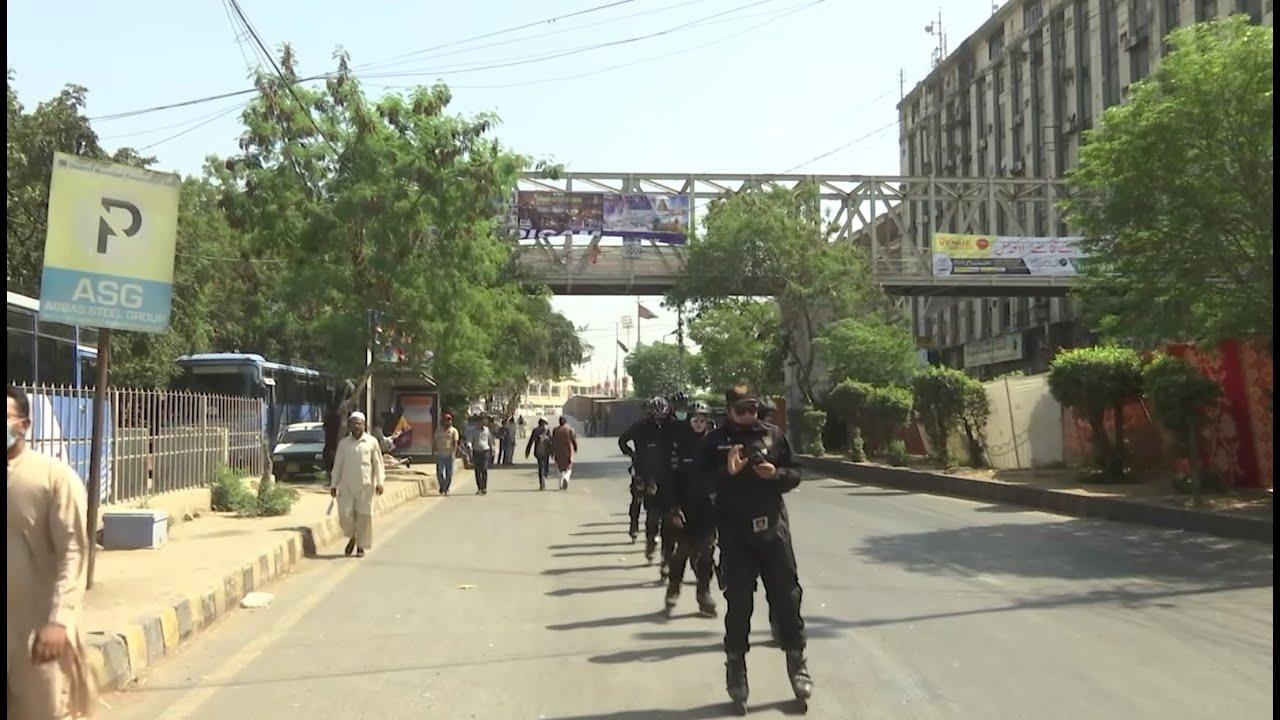 بهدف الحد من الجريمة   تأسيس وحدة التزلج الشرطية في كراتشي  - نشر قبل 9 ساعة