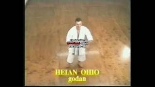 heian ohio il prodotto dei miei 45 anni di studi per il karate shotokan